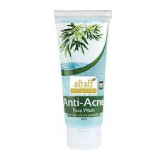 Anti-acne Face Wash
